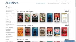 Get 12 eBooks With a 6-Month Subscription to Entitle for $40 Uncategorized