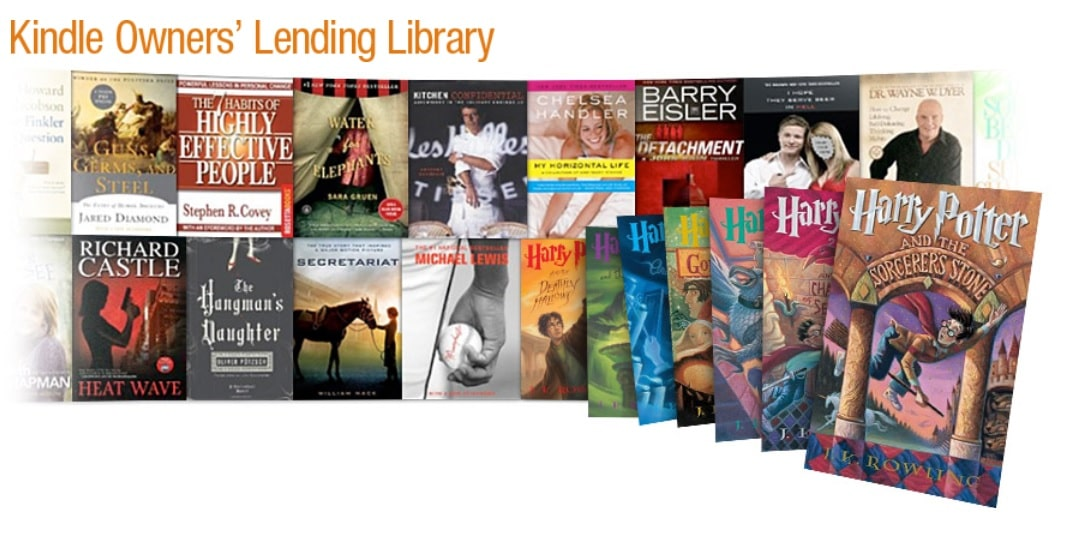 How Do I Borrow a Book From the Kindle Owner's Lending Library
