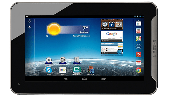 Review: Medion LifeTab E7312 | The Digital Reader