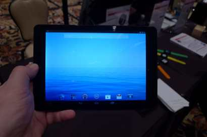 Hands On With E-Fun's New Tablets and $99 Smartwatch e-Reading Hardware