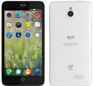 Geeksphone Revolution Smartphone Combines Firefox OS, Intel CPU in a $300 Smartphone e-Reading Hardware Libraries