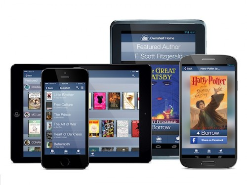 Shared Library Community Ownshelf Launches Kickstarter Campaign to Fund a Mobile App Uncategorized