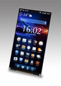 "Japan Display Unveils a 5.5"" Display, Pundits Think it Will be Used in the Next iPhone e-Reading Hardware Screen Tech"