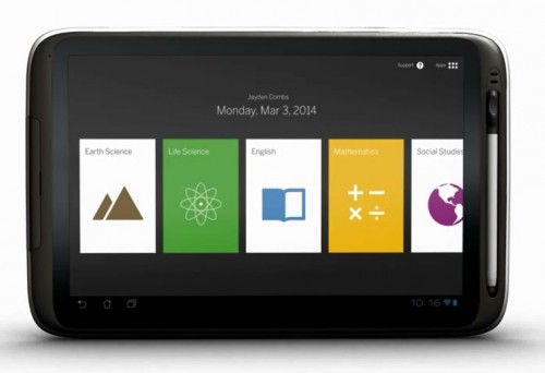 Amplify Launches New Tablet, Will Ship it this Fall e-Reading Hardware