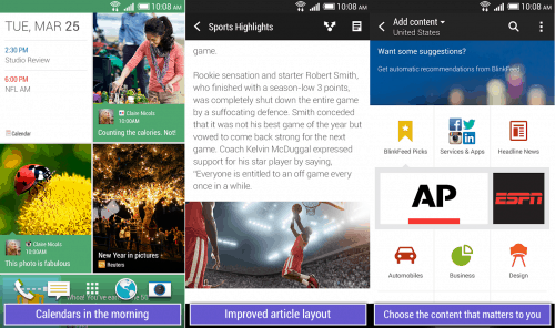 HTC's News Reader App Will Soon be Available for All Android Devices News Reader