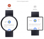 New Specs Leaked on Google's Smartwatch Google