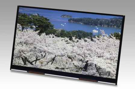 "Japan Display Debuts a New 10"" Screen With 438 ppi Resolution Screen Tech"