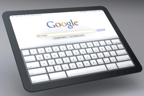 Chrome OS Tablet 1