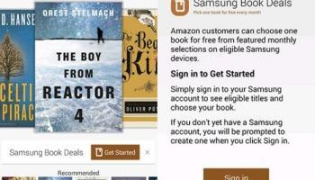 Samsung Gives up on eBooks | The Digital Reader