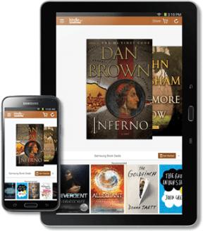 Samsung, Amazon to Launch Co-Branded Kindle App Amazon eBookstore