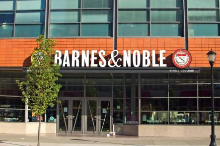 B&N College Plans to Add 300 Bookstores to Their Roster Barnes & Noble Bookstore