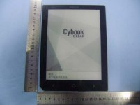 "Cybook Ocean 8"" eReader Clears the FCC e-Reading Hardware"