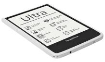 "Pocketbook Launches the 6"" Ultra, 8"" Ink Pad eBook Readers e-Reading Hardware"