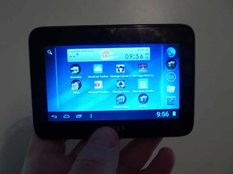 """Review: Skytex Skypad SP458 4.3"""" Android Tablet Reviews"""