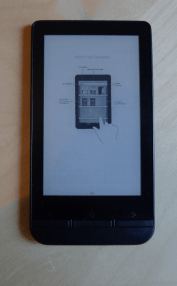 Early Overview: InkCase Plus E-ink e-Reading Hardware Reviews