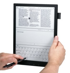 Sony DPT-S1 Writing Slate Available Soon From BH Photo e-Reading Hardware
