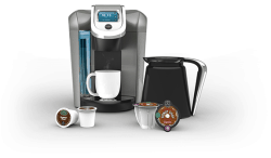 Keurig's New Coffee Pod DRM Hacked, Copied? DRM