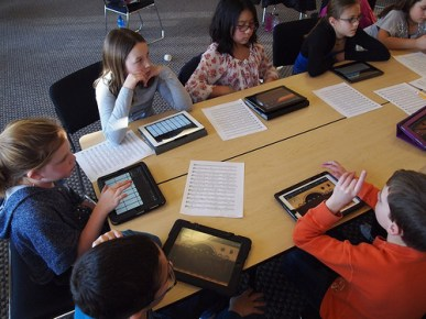 One in Six US Students Are in 1:1 Programs e-Reading Hardware Education surveys & polls