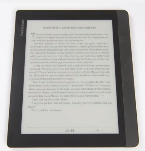 PocketBook 740 Relaunched as the InkPad 3 e-Reading Hardware