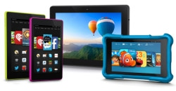 Amazon to Update Older Fire Tablets to New Fire OS, Could Bundle Washington Post App with it Amazon e-Reading Hardware Fire
