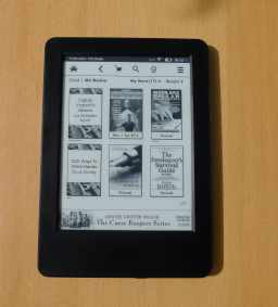 Review: $79 Kindle (2014) Amazon Kindle Reviews