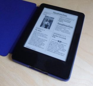 First Impressions of the New Budget Kindle Amazon Reviews