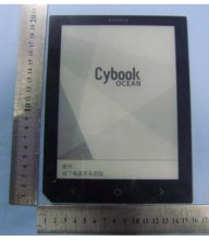Cybook Ocean Goes up for Pre-Order, Also Cleared the FCC (video) e-Reading Hardware