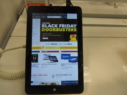 Best Buy Cracks the $99 Windows 8 Tablet Barrier e-Reading Hardware Microsoft Windows