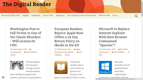 This is What The Digital Reader Could Look Like Next Year blog maintenance