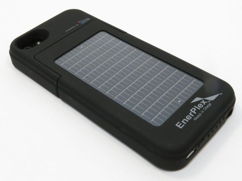 A Solar-Powered Mobile Device is Now a Practical Possibility Conferences & Trade shows e-Reading Hardware