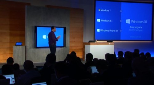 Microsoft to Release Windows 10 as a Free Upgrade Microsoft Windows