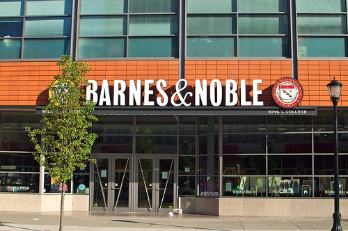 B&N to Split Off College Stores, Retain Nook and Retail Stores Barnes & Noble Bookstore