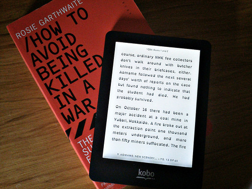 OverDrive Blames Kindle eBook Problem on Technical Snafu Overdrive