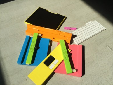 Sole Notebook Wants to be Your Modular Laptop e-Reading Hardware