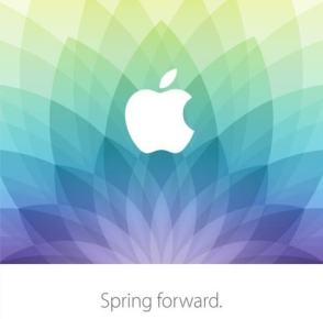 "Apple Now Sending Out Press Invites for a ""Spring Forward"" Event Apple"