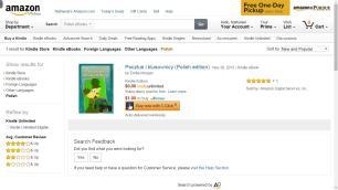 Amazon Expands Kindle Store With Polish, Hungarian, Hindi, Latin, and Russian eBooks Amazon eBookstore Kindle