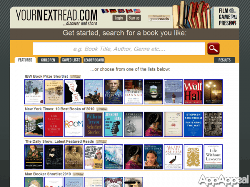 Five Sites to Help You Find Your Next Read Tips and Tricks