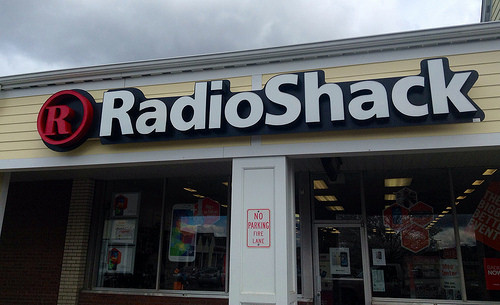 RadioShack Wants to Sell Customer Data, States File Suit Bankruptcy