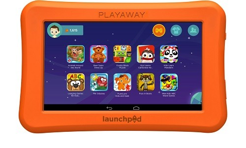 Findaway World Launches a Kids Tablet Designed for Libraries, Classrooms Digital Library e-Reading Hardware Library eBooks