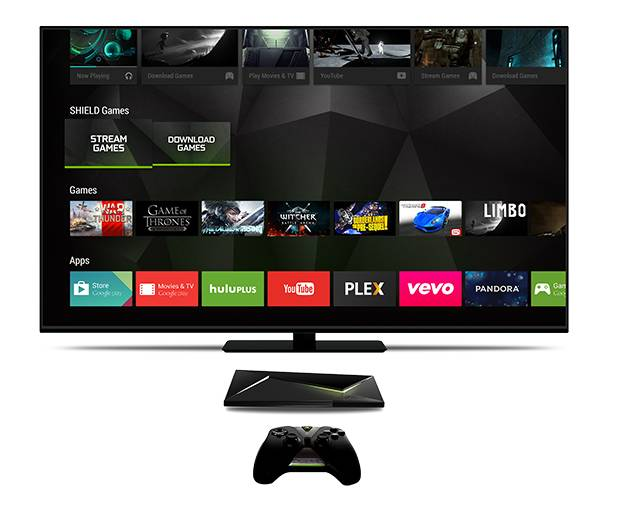 Nvidia Shield Console Launching in May for $199   The Digital Reader