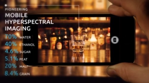 This Israeli Startup Wants to Turn Your Smartphone's Camera into a Tricorder e-Reading Hardware
