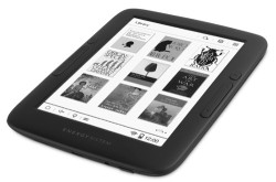 Energy Sistem Pro+ eReader Launches - Carta, Android 4.2 E-ink e-Reading Hardware