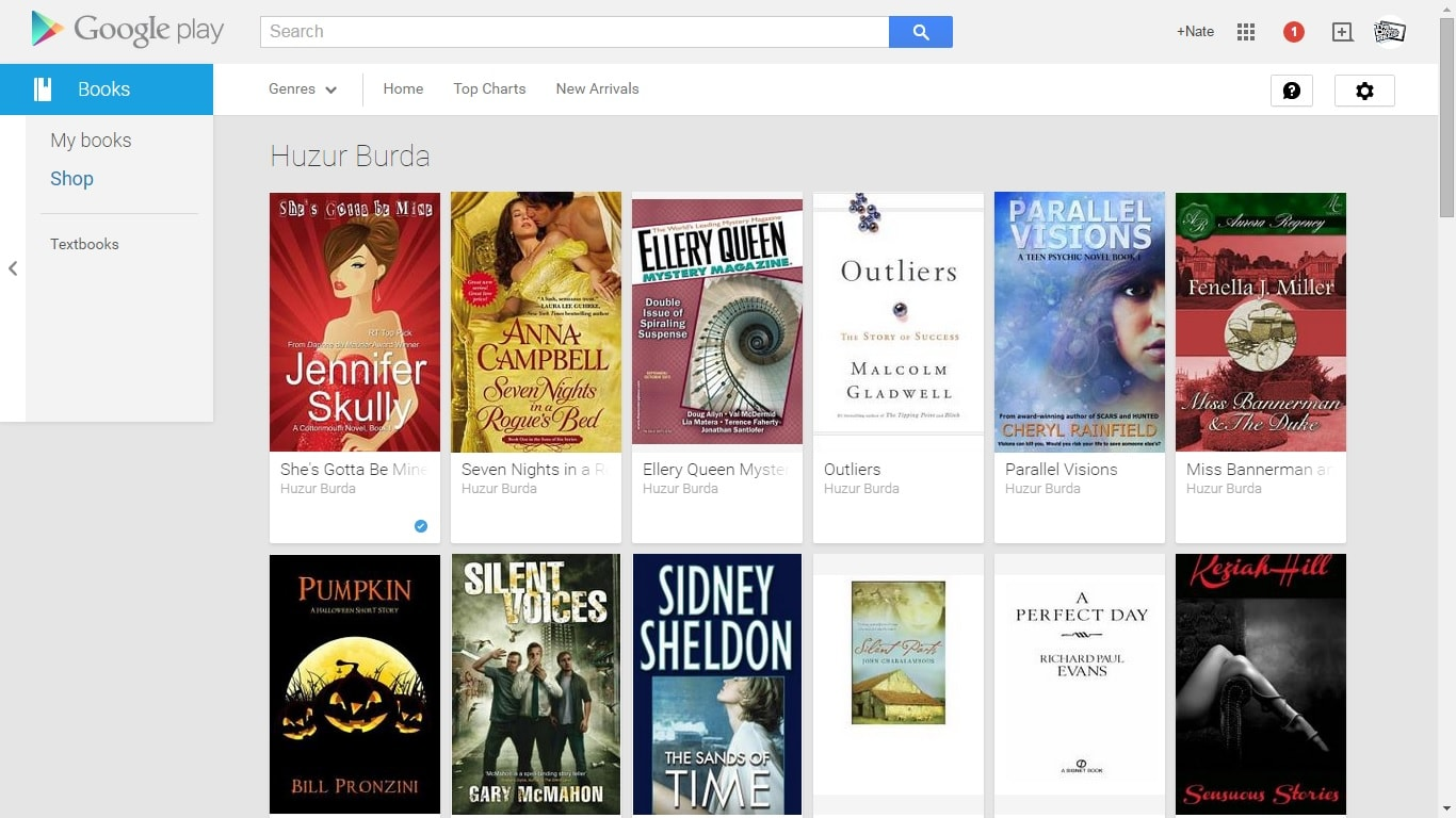 Google Play Books is a Safe Haven for Commercial eBook Piracy | The