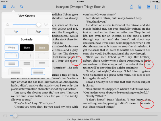 The Kindle's New Typography is Hard to Pin Down, But It Is Pretty eBook Formatting Formats Kindle