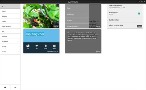 Microsoft's New OneClip Sharing App Leaks, I Go Hands On Cloud Storage Microsoft Note-Taking
