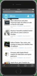 ad block iphone demo