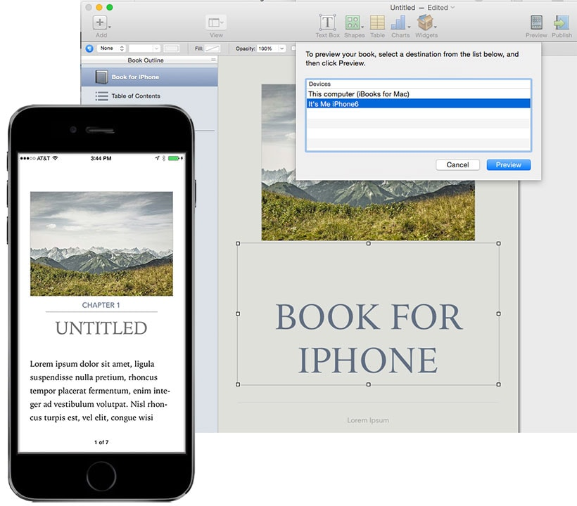 Correction: IBooks Author Updated, Can Now Make And Export