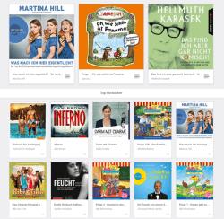 TuneIn Rival Deezer Adds Audiobooks Audiobook