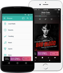 TuneIn Launches $8-a-Month Streaming Service With 40,000 Audiobooks, Radio, Sports Streaming eBooks