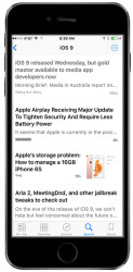 Apple News is Handicapped by the Team Running the Show Anonymously in the Background Apple Web Publishing
